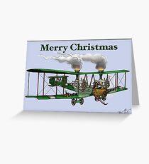 VICKERS VIMY AIRPLANE Greeting Card