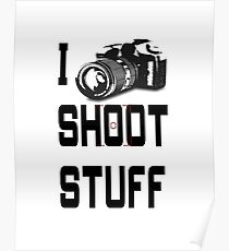 Lethal  Photographer  Poster