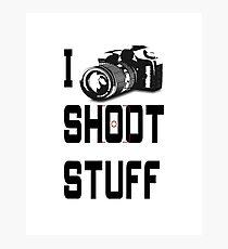 Lethal  Photographer  Photographic Print