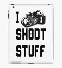 Lethal  Photographer  iPad Case/Skin