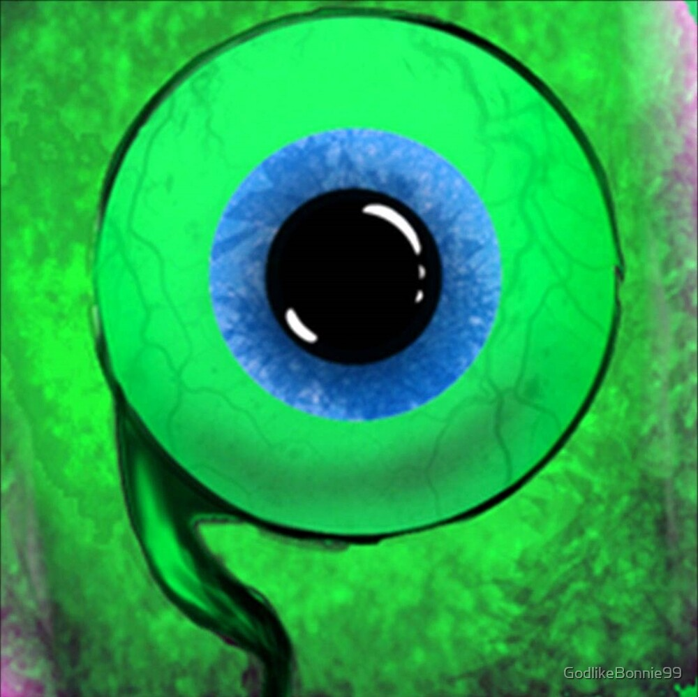 """A Septic Eye septic eye sam""""godlikebonnie99   redbubble"""