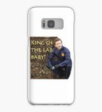 king of the lab Samsung Galaxy Case/Skin