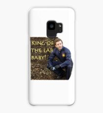 king of the lab Case/Skin for Samsung Galaxy