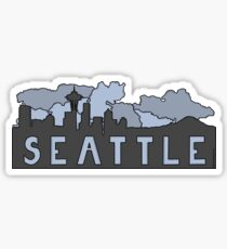 Seattle, WA Sticker