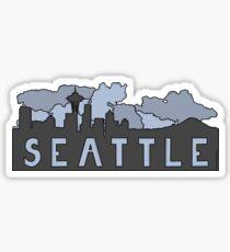 Seattle, WA Sticker