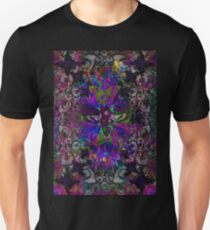 Like Moths in Lysergic Acid Unisex T-Shirt