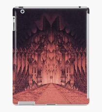 The Walls of Barad Dûr iPad Case/Skin