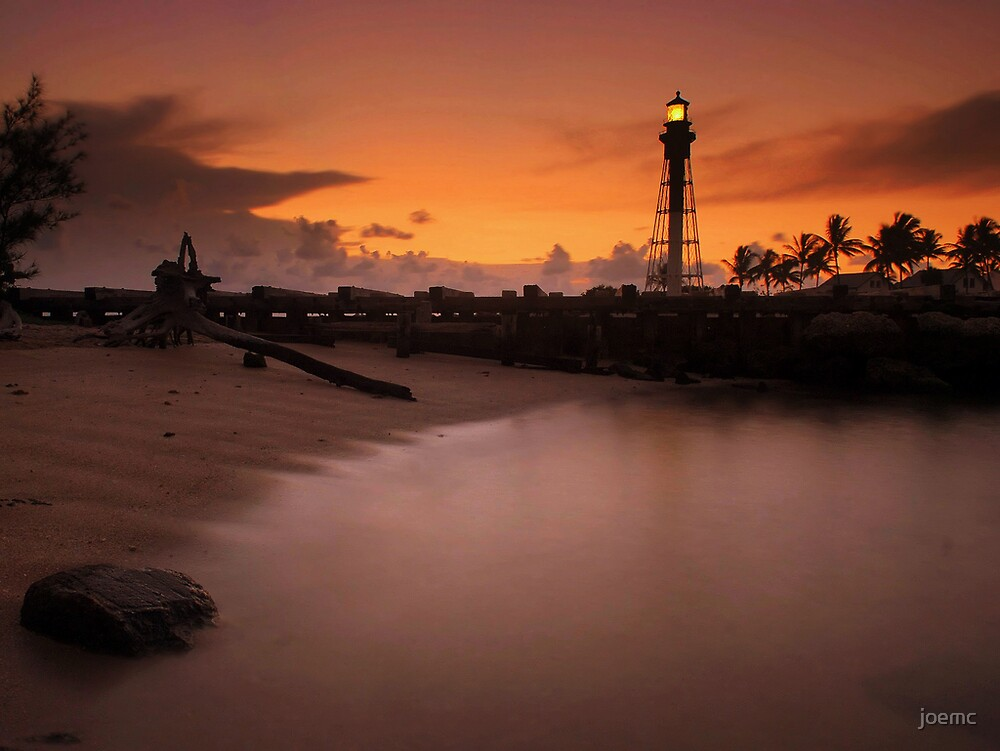 Lighthous point revisited by joemc