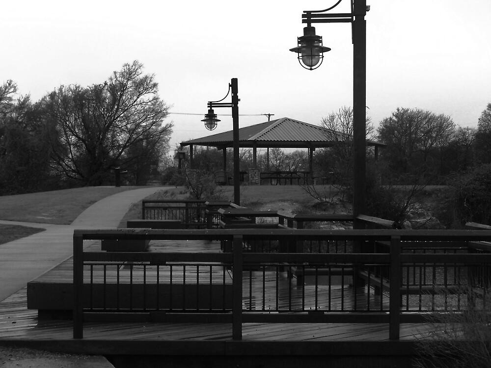 bridge by M.  Photography