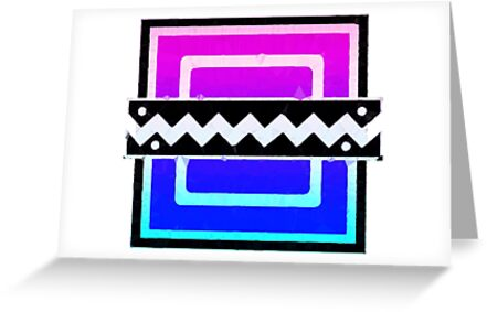 80s frost icon greeting cards by reginaldwoof redbubble 80s frost icon by reginaldwoof m4hsunfo
