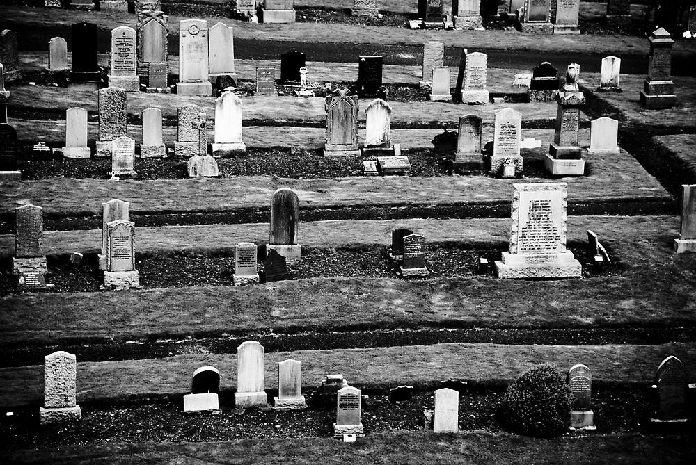 Graveyard by Jan Cervinka