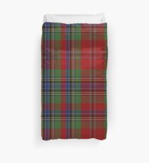 MacLean of Duart #6 Clan/Family Tartan  Duvet Cover
