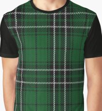 MacLean of Duart Hunting Clan/Family Tartan  Graphic T-Shirt