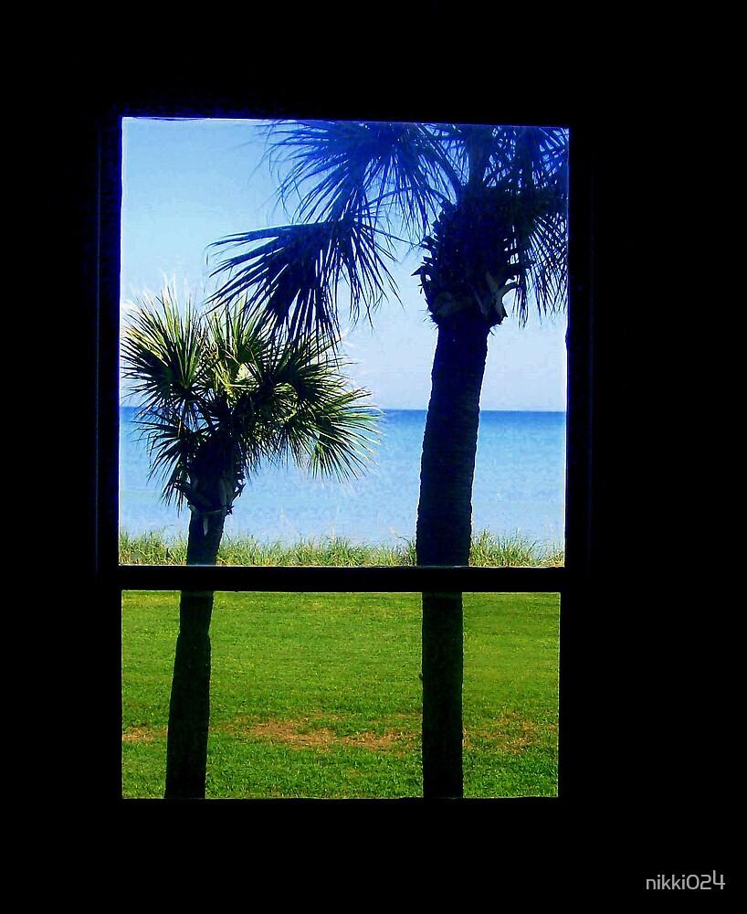 WINDOW TO PARADISE by nikki024