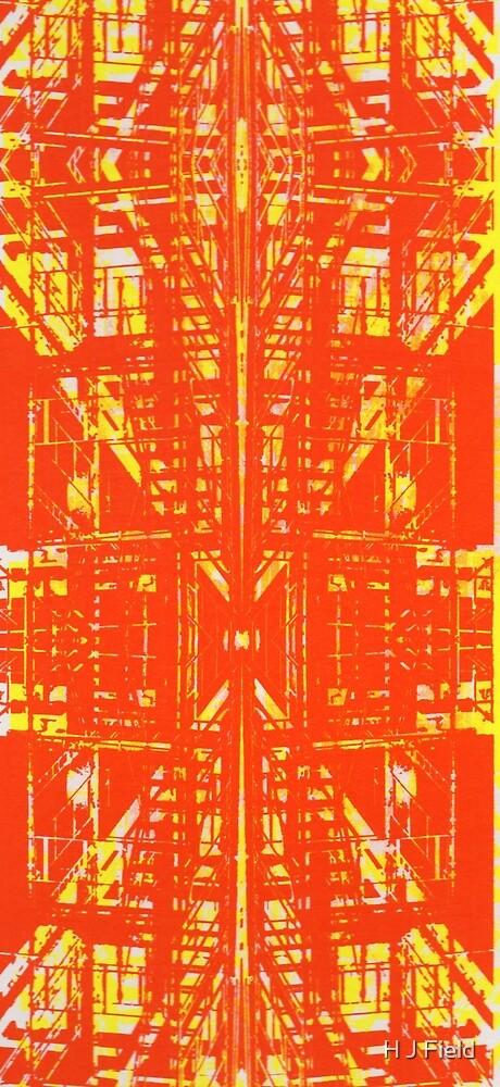 linear orange by H J Field