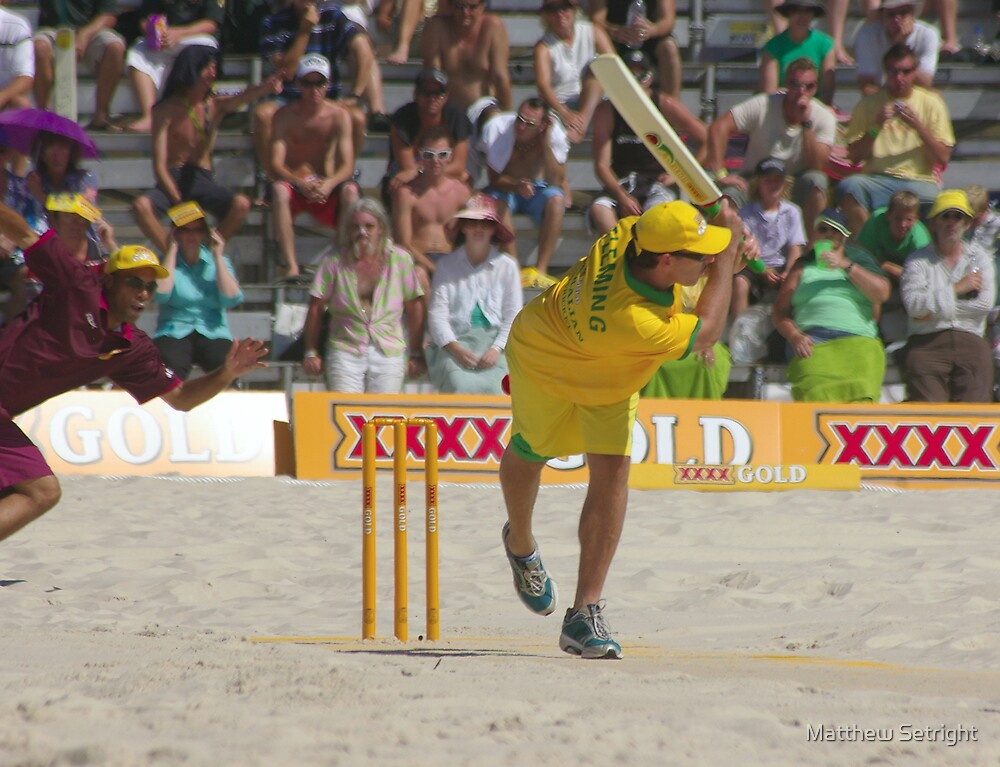 Good try from Australia by Matthew Setright