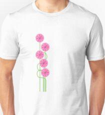 Pink Daisy Tee Unisex T-Shirt