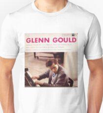Glenn Gould, Piano, Beethoven, Bach Unisex T-Shirt