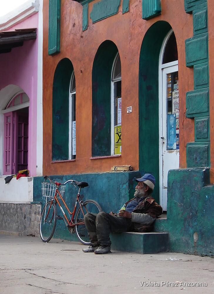 Viejo Pritty Limon Color by Violeta Pérez Anzorena
