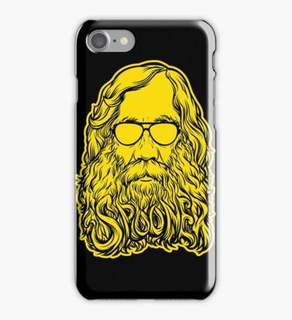 Lysander Spooner Too Cool iPhone Case/Skin