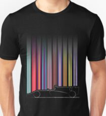 Race Car Profile 2017 T-Shirt