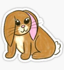 Happy Bun Sticker