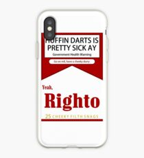 Cheeky Filth Snag iPhone Case