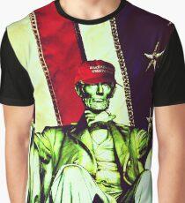 MAGA Lincoln Graphic T-Shirt