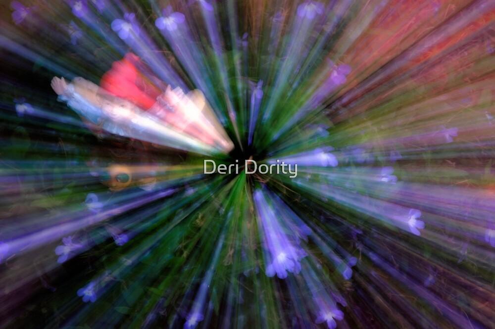 Flying Orton by Deri Dority
