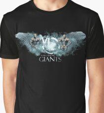 walk among giants Graphic T-Shirt