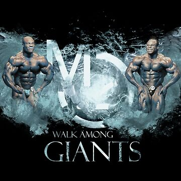 walk among giants by designzone