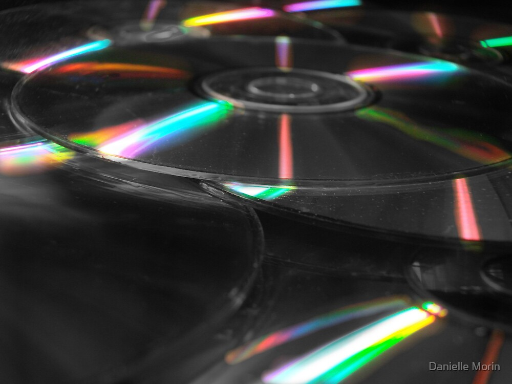Compact Disks by Danielle Morin
