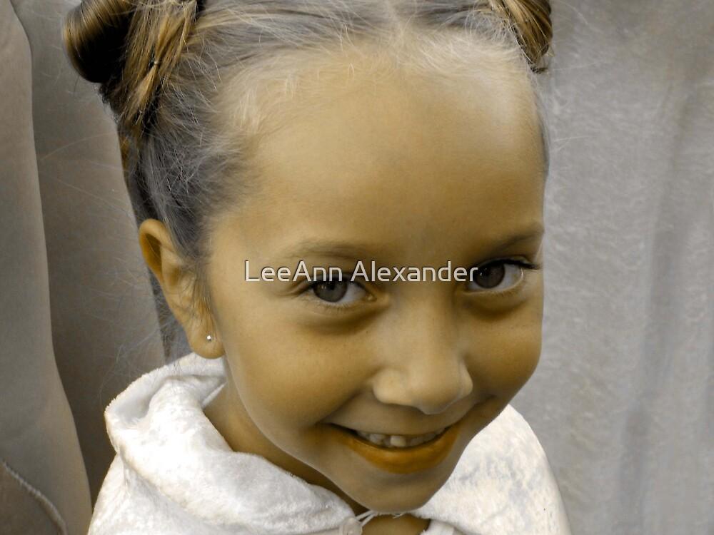 Princess Leah by LeeAnn Alexander