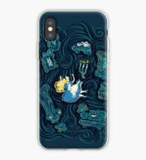 Alice's Fall iPhone Case