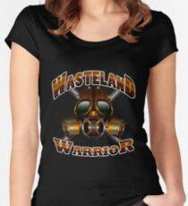 Wasteland Warrior Women's Fitted Scoop T-Shirt