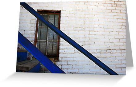 stairway to..... by Lynne Prestebak