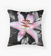 Being selective! Throw Pillow