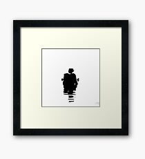 """Harry Styles - """" SIGN.OF.THE.TIMES """" Drawing Cover Framed Print"""