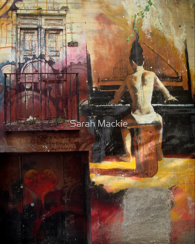Piano Man by Sarah Mackie