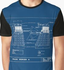 Exterminate Schematic Graphic T-Shirt