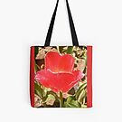 Tulip Tote #1 by Shulie1