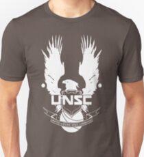 HALO - United Nations Space Command Logo Unisex T-Shirt