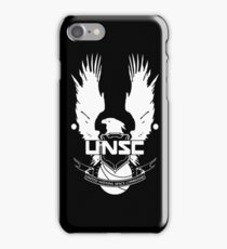 HALO - United Nations Space Command Logo iPhone Case/Skin