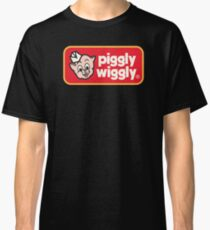 Piggly Wiggly T-Shirt Retro 70's 80's Vintage Country Classic T-Shirt