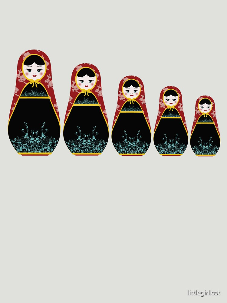 matryoshka by littlegirllost