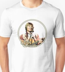 The wonderful John Denver - Live amazing design! Unisex T-Shirt
