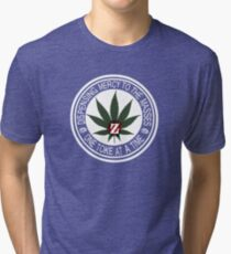 Z Nation One Toke at a Time Tri-blend T-Shirt
