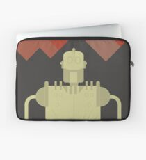 The Iron Giant, animated movie poster, directed by Brad Bird cartoon, illustration Laptop Sleeve