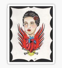 Sin Amor Sticker