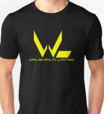Yellow Walskifilm Logo Unisex T-Shirt